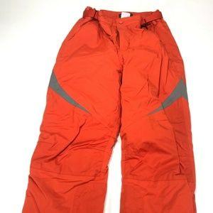 Land's End Orangle Ski Snowboard Snow Winter Pants